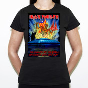 CAMISETA CHICA THE BEAST AT THE PALAU